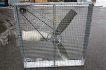 Řemenový ventilátor BKF 53 3F 3lopatky