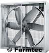 Řemenový ventilátor EOR 53 3F 6lop. ALU